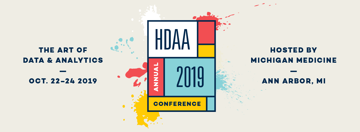 HDAA Conference 2019 Banner